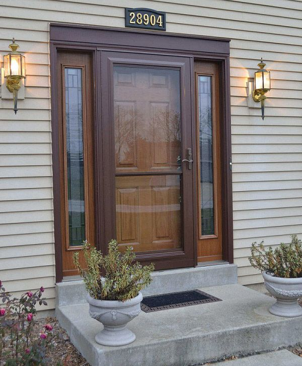 Entry Doors Callen Construction Muskego Wi