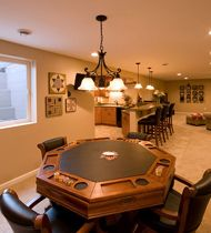 kitchen area remodel