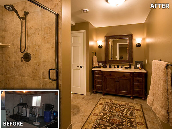 Bathroom Remodeling Janesville Wi bathrooms - callen construction
