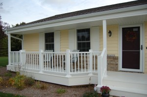 Extend Your Living Space with a Front Porch