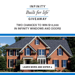 Infinity Build For Life Give Away