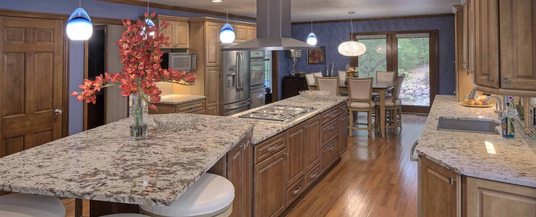 kitchen remodeling lake country