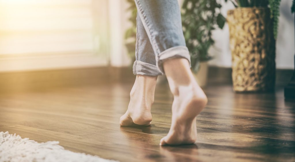 The Pros and Cons of Heated Floors