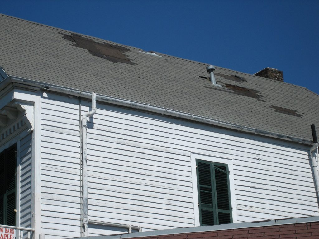 The Signs of a Structural Roof Problem