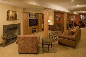 Advantages of Refinishing Your Basement