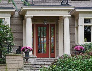 custom entry door options from callen construction