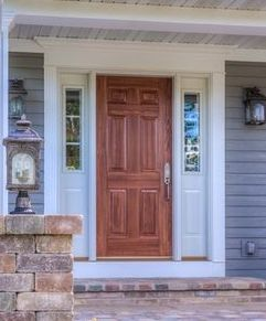 The Benefits of Fiberglass and Steel Front Doors