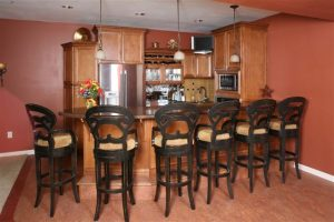 basement remodeling ideas from Callen Construction